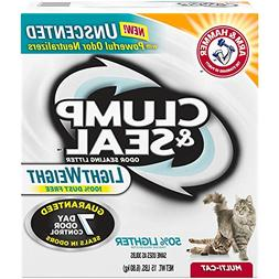 Arm & Hammer Clump & Seal Lightweight Unscented Clumping Cat