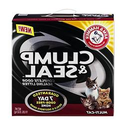 Arm & Hammer Clump & Seal Litter, Mulit-Cat, 19 Lbs