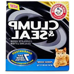 Arm & Hammer Clump & Seal Litter, Fresh Home, 28 Lbs