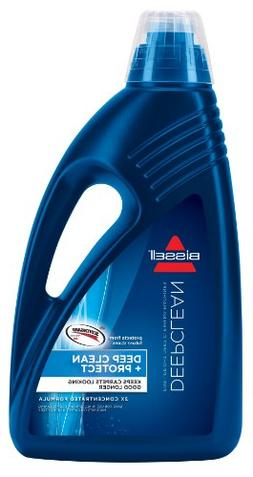 BISSELL 2X Deep Clean and Protect, 48 oz, 62E56