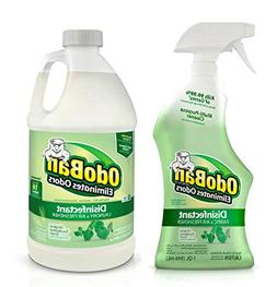 OdoBan Disinfectant Odor Eliminator and All Purpose Cleaner,