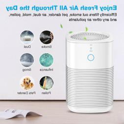 Durable Air Purifier Cleaner Remove Smoke Dust Eliminator fo