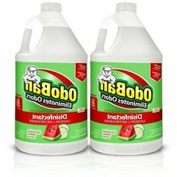OdoBan Odor Eliminator and Disinfectant Concentrate, Cucumbe
