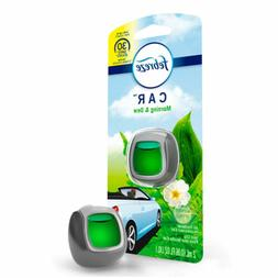 Fabreze Car Vent Clip Air Freshener - Meadows and Rain Scent