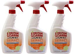 Nature's Miracle Foaming Oxy Cleaner Stain Eliminator Orange
