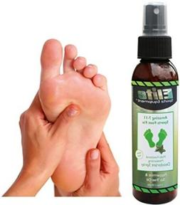 Elite Shoe Deodorizer and Foot Spray - No More Embarrassing