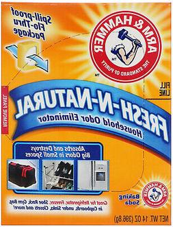 Arm & Hammer Fresh-n-natural Household Odor Eliminator 14 Oz