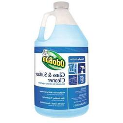 Glass and Surface Cleaner, 1 gal, Blue, PK4