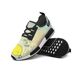 I'm Not Too Bright Fashion Men's Athletic Shoes comfortable