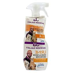 Jackson Galaxy Pet Urine Stain and Odor Destroyer by Fizzion