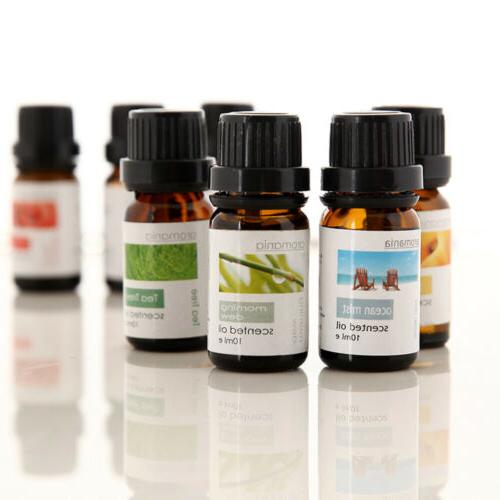 10ml Essential Oil For Aromatherapy Diffuser Fragrance Aroma