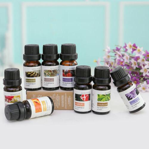 10ml Pure Essential Oil Aromatherapy Fragrance Aroma