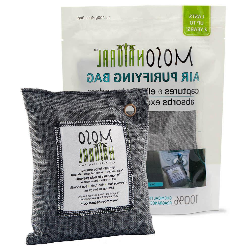 200g air purifying bag deodorizer car closet
