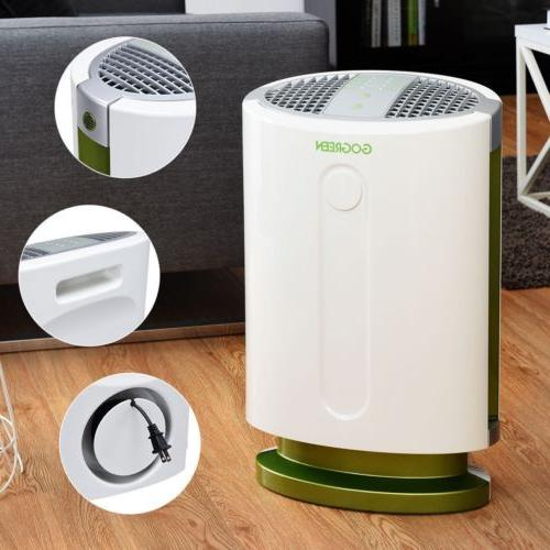 3 in 1 Home Room HEPA Filter Particle Allergie Odor Eliminat