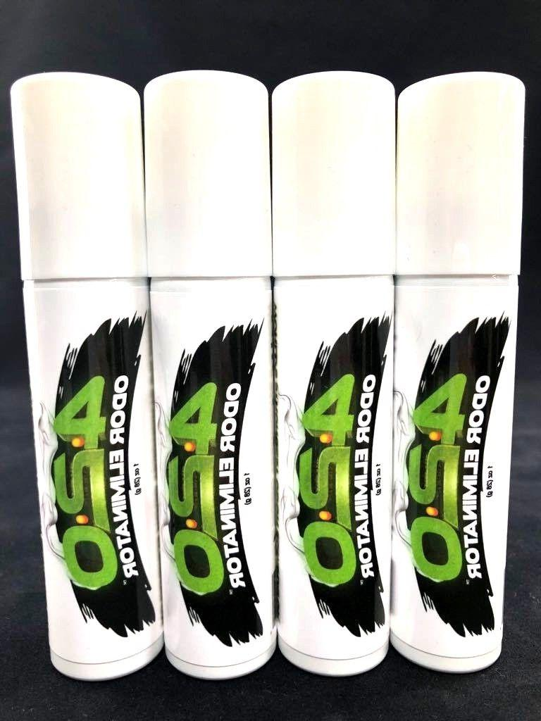 4 x spray cans 420 smoke odor