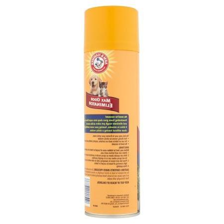 Arm Max Odor Vacuum Free Foam for Upholstery, 15 oz by Arm & Hammer