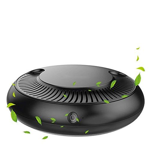 8e63bfe66 CaaWoo Car Air Purifier With Heap Filter Portable Mini Trave