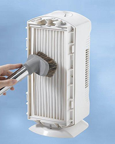 Hamilton Beach Purifier, Odor HEPA Filter, & Ultra Quiet, White