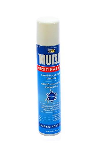 Ozium Air Sanitizer Freshener Essence Scent, 3.5 aerosol