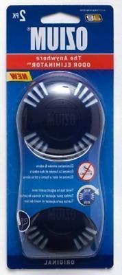Ozium Smoke & Odors Eliminator Disk. Home, Office and Car Ai