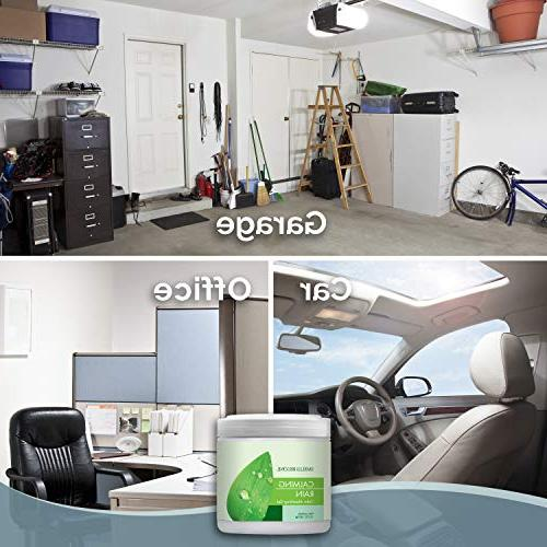 Smells Begone Air Odor Absorber Made Oils Eliminates Odor Areas, Cars, Boats
