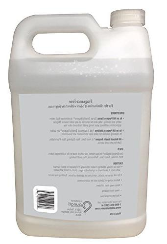 Smells Air Spray Odor Eliminator - Trash Cans, Smoke, Pets and Non-Toxic and Free