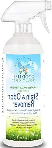 Stain Remover and Odor Eliminator - The Best ECO-FRIENDLY Pr