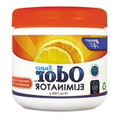 * Super Odor Eliminator, Mandarin Orange & Fresh Lemon, 14oz