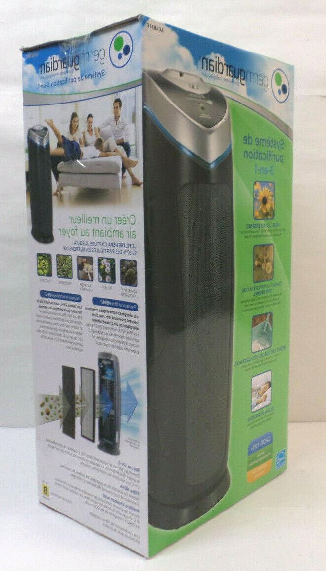 GermGuardian Air in Cleaning System 22 inch HEPA