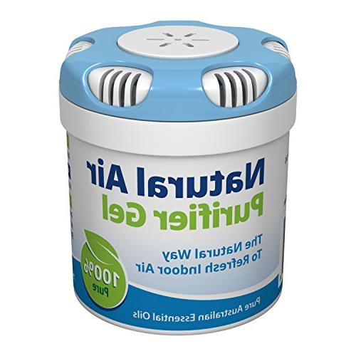 air purifier gel removes musty