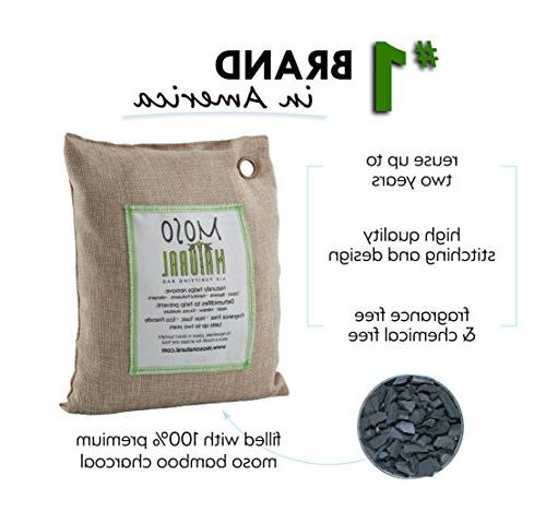 Bag 600g. Air Freshener, Eliminator, Odor For Home Color