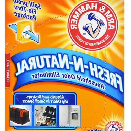 arm and hammer fresh n natural household