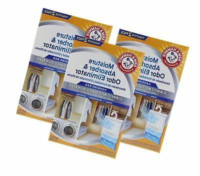 arm and hammer moisture absorber and odor