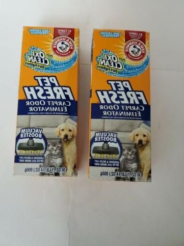 arm and hammer pet fresh oxi clean
