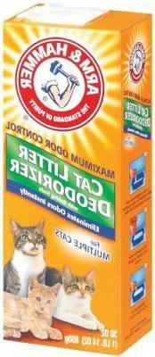 ARM  Hammer Cat Litter Deodorizer-Super Size Pack-30 oz Pack