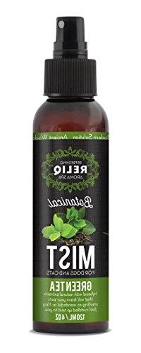 RELIQ Aroma SPA Green Tea Botanical Mist for dogs and cats