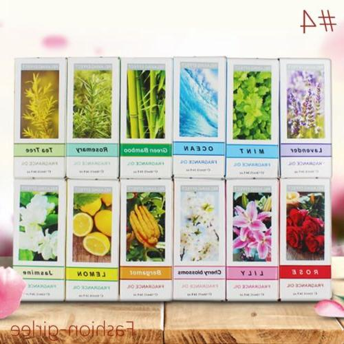 Aromatherapy Message Oils 100% Natural Pure