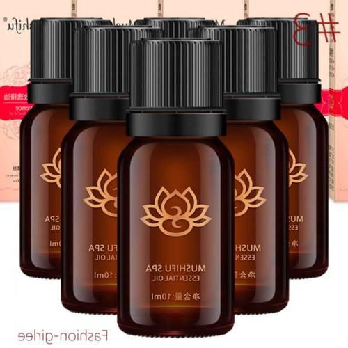 Aromatherapy Message Essential Oils 100% Essential Oil