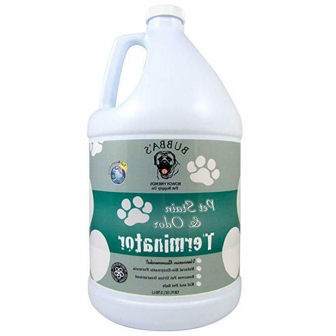bubbas super strength commercial enzyme cleaner pet