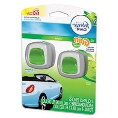 * Car Vent Clips, Scent of Gain, 0.13 oz Refill, 2/Pack
