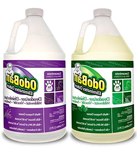 cleaning odor control solutions scents