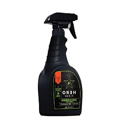 Hero Clean Cleaning Supplies Original Scent Built for Men Fl