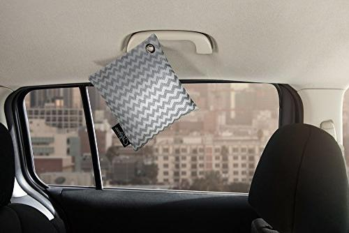 4-Pack Air Freshener Bags, Charcoal Bags Odor Absorber Mold & Home & Dehumidifier Deodorizer