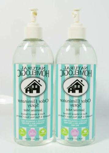 Natural HomeLogic Eco Friendly Odor Eliminator Spray - 16 fl