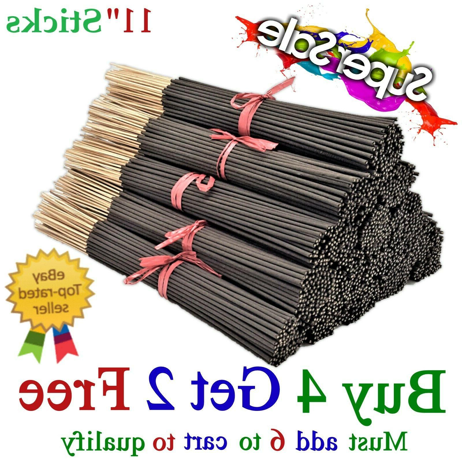 Incense Sticks 100 Bulk Pack Hand Dipped Buy Mix Match Whole