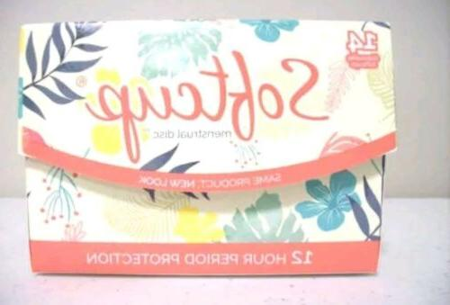 Instead Softcups 12 Hour Feminine Protection 14 Count