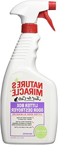 Just for Cats Litter Box Odor Destroyer Spray