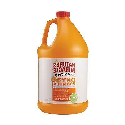 Nature's Miracle Just For Cats Orange Oxy Stain & Odor Remov