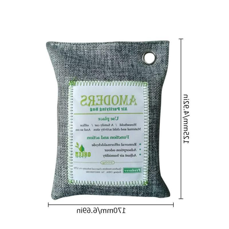 Linen Purifying Bag Eliminator for Cars Closets Are