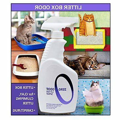 Zero Odor Eliminator ounces Pet